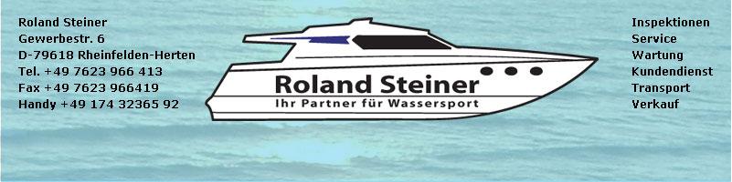 Roland Steiner Wassersport